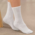 Womens Seamfree Diabetic Socks