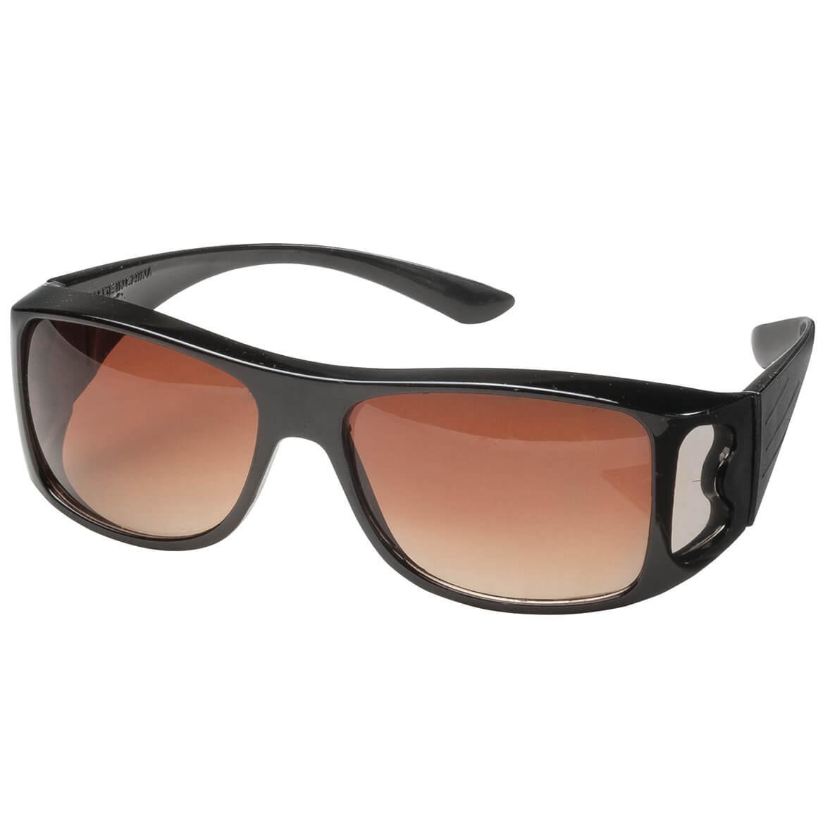 e94e19ce7c7 Clear View Wraparound Sunglasses - Polarized Sunglasses - Walter Drake