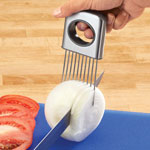 Outdoor Entertaining - Easy Grip Onion Slicer