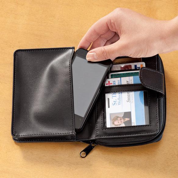 RFID Smartphone Wallet