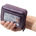 Handbags & Wallets - Buxton RFID Accordion Wallet