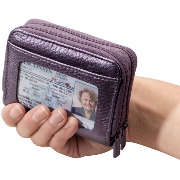 Buxton RFID Accordion Wallet
