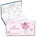Calendars - Personalized 2 Year Planner Pitcher of Blessings
