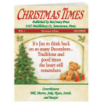 Secular - Christmas Times Set of 20