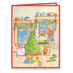 Gift Cards & Letters - Holiday Thyme Christmas Card Set of 20