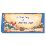 Secular - Cardinal Christmas Carol Christmas Card Set of 20