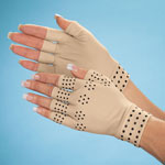 Mobility, Braces & Footcare - Arthritis Compression Gloves With Magnets