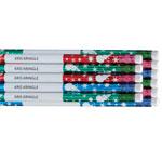 Home Office - Snowman Foil Pencil Assortment Set of 12