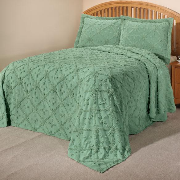 The Anna Chenille Bedding