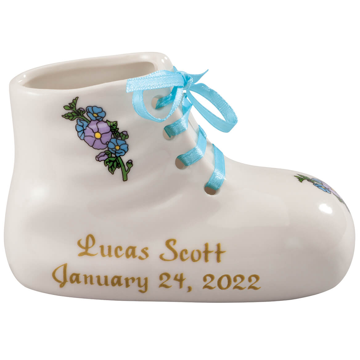 a4a3d44a9d1 Personalized Baby Bootie - Miles Kimball
