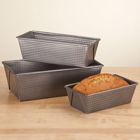 Non Stick Loaf Pans - Set Of 3
