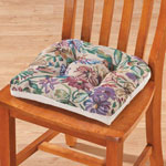 Organization & Decor - Tapestry Tufted Chair Pad