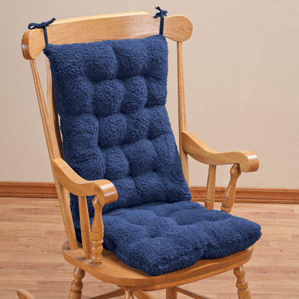 Sherpa Rocking Chair Cushion Set by OakRidge Comforts™