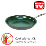 Similar to TV Products - Orgreenic™ Non-Stick Frying Pan 10""