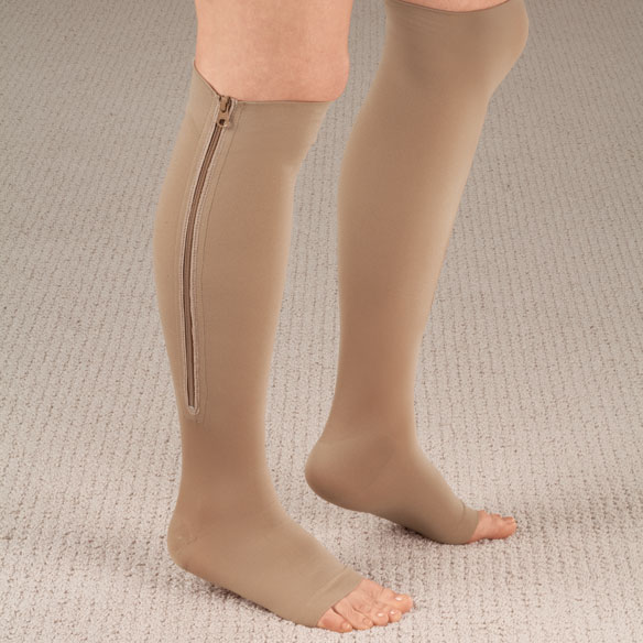 Easy On Compression Socks - 20-30 mmHg