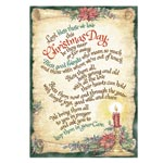 Christmas Cards - Bless Those We Love Christmas Card Set of 20 Plain
