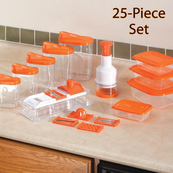 The Complete Kitchen Set