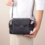 Handbags & Wallets - Go Anywhere Bag - Black