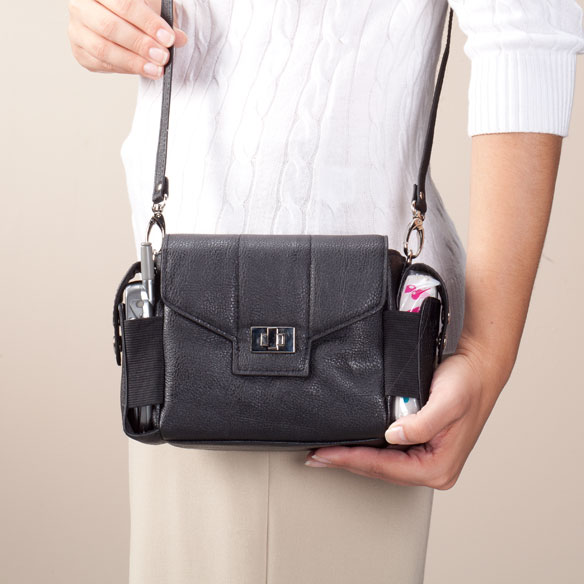 Go Anywhere Bag - Black