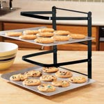 Gadgets & Utensils - Adjustable Baker's Cooling Rack