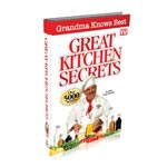 Similar to TV Products - Great Kitchen Secrets® Book