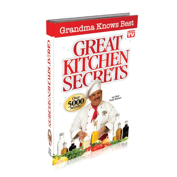 Great Kitchen Secrets® Book
