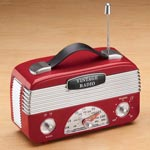Home Entertainment - Vintage AM/FM Radio