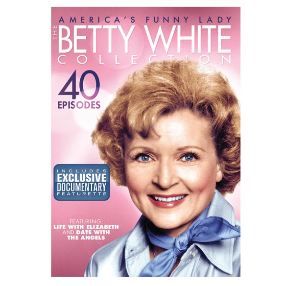 The Betty White Collection DVD Set
