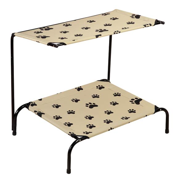 Dog Cot Bed With Canopy