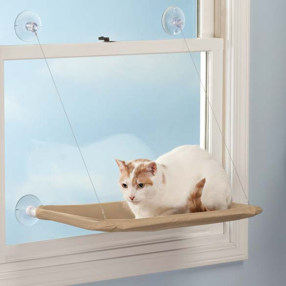Pet Window Shelf