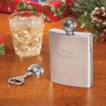 Gifts for All - Personalized Golf Flask