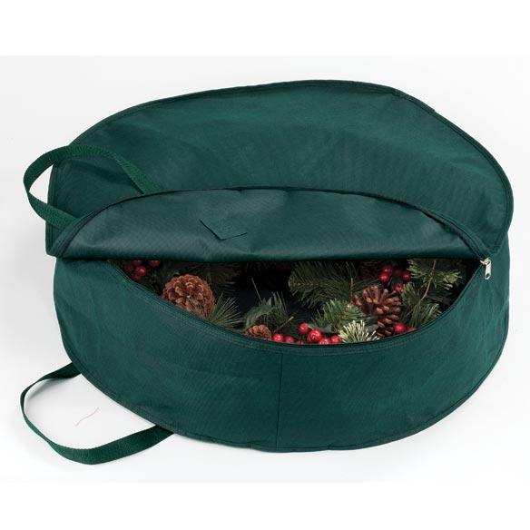 Wreath And Garland Storage Bag