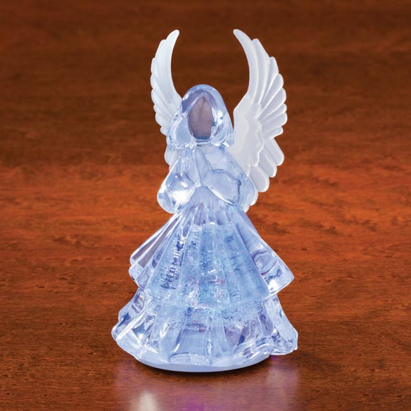 LED Color Changing Angel
