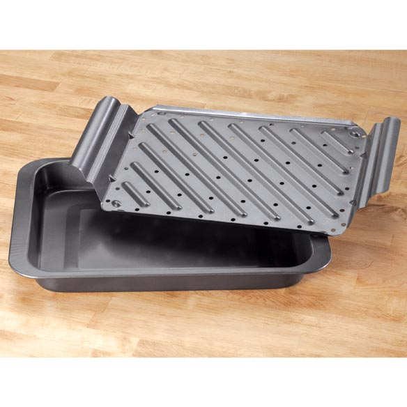 Roasting Pan With Lift-Out Rack