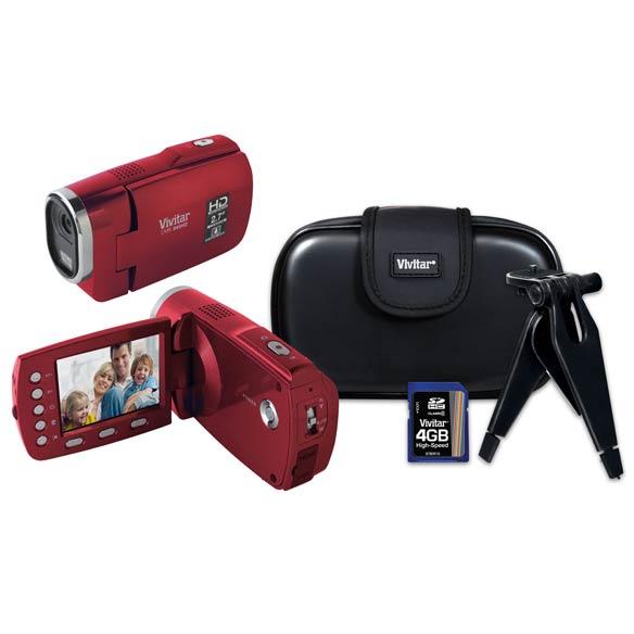 10.1 MP Digital Camcorder Kit