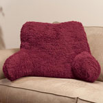 Sherpa Backrest Pillow by OakRidge Comforts™