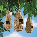 Outdoor Décor - Bird's Nests - Set of 3