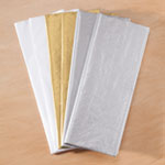 Memos, Notepads & Cards - Basic Tissue Paper - Set of 23