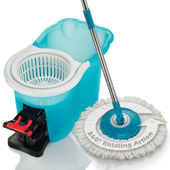 Hurricane 360° Spin Mop™