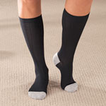 Home - Silver Lined Support Socks