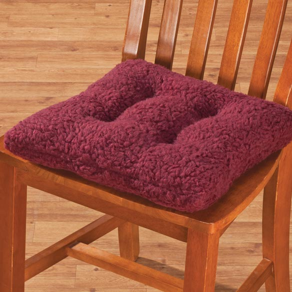 Sherpa Chair Pad by OakRidge Comforts™