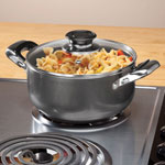 Non-Stick Aluminum Dutch Oven - 3 Qt.