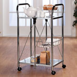 Storage & Organizers - Lightweight Folding Cart