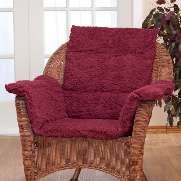Sherpa Comfy Cushion by OakRidge Comforts™ - View 1