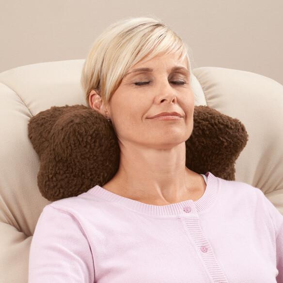 Купить со скидкой Sherpa Neck Cradle Pillow by OakRidge Comforts