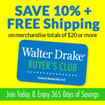 Special Values - Walter Drake Buyer's Club Membership