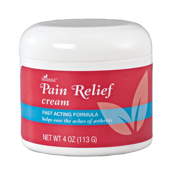 Healthful™ Pain Relief Cream