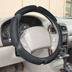 Auto & Travel - Comfort Grip Steering Wheel Cover