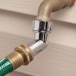 Maintenance & Repair - Garden Hose Elbow