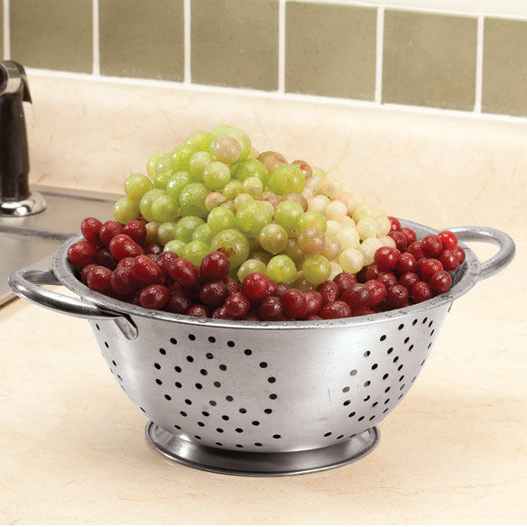 3 Qt. Stainless Steel Colander